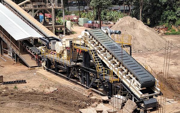 Copper-Cobalt Project by China Nonferrous Metal Mining  (Group) Co., Ltd. (CNMM),  Democratic Republic of the Congo