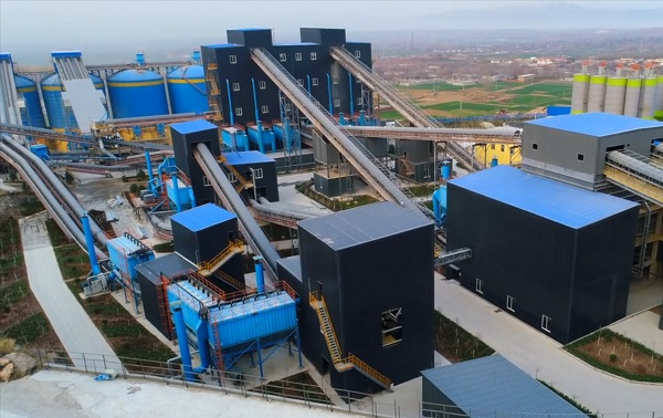 2×2000 t/h Aggregate Project by Yixin Building Material, Yuzhou City