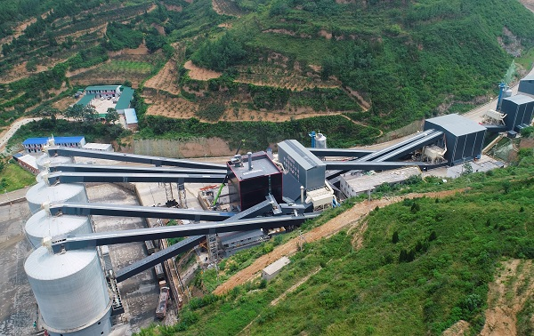 Shaanxi New Material Group's Fuping Project