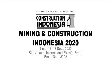 MINING & CONSTRUCTION INDONESIA 2020
