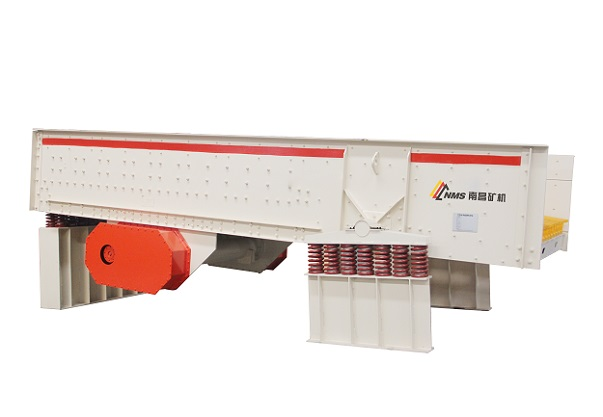 HPF series grizzly feeder
