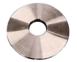 Intermediate thrust bearing plate