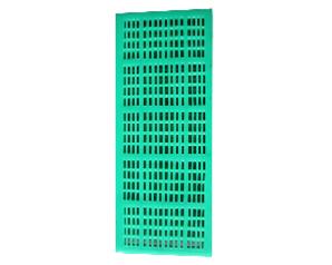 Lock-type screen mesh