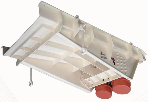 GZG series self-synchronization pan feeder