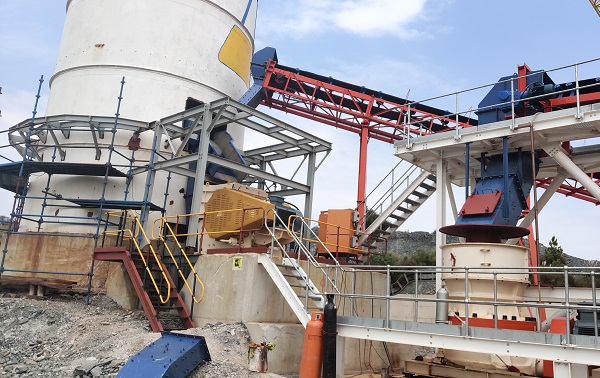 Blyvoor Gold Mine Project in South Africa