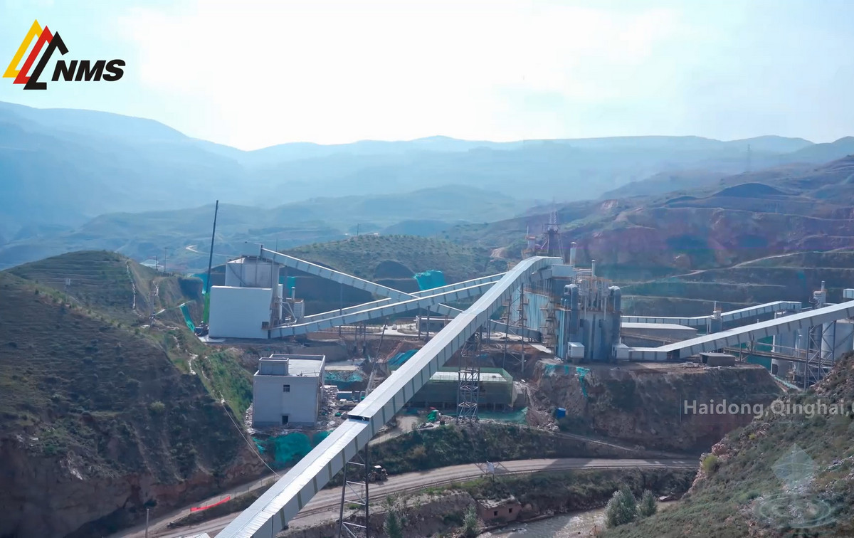 10 Million t/a Green Building Materials Project of Haidong Bofeng Mining