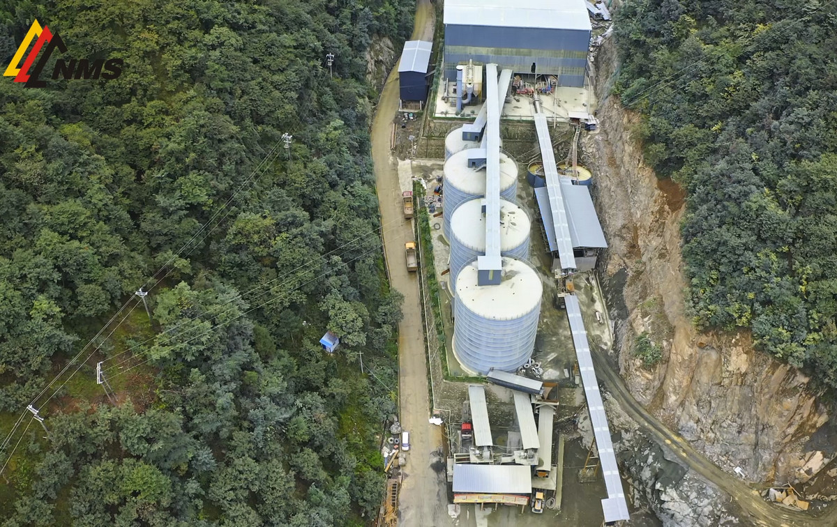 650 t/h Aggregates Project of Rongxin Mining